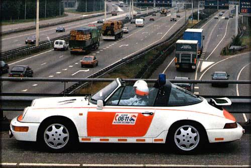 Politievoertuigen.nl Alex Porsche on